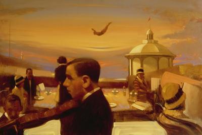 Icarus, 1991 by Alan Kingsbury