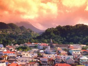 Roseau, Dominica, Caribbean by Alan Klehr