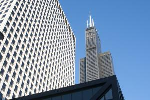 Willis Tower, Chicago, Formerly Sears Tower by Alan Klehr