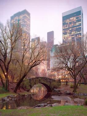 Central Park, NYC by Alan Klug