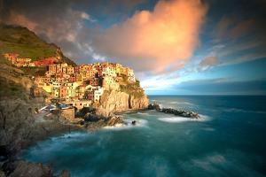 Cinque Terre, Italia by Alan Klug