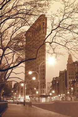 Flatiron, NYC by Alan Klug