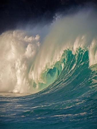 Waimea, Oahu by Alan Klug