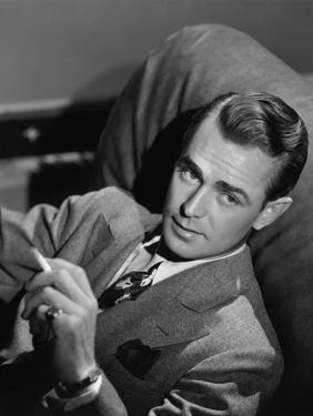 Alan Ladd, 1941