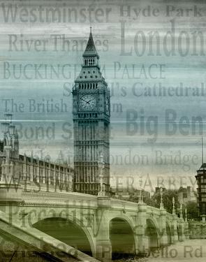 Big Ben by Alan Lambert