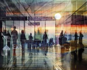 Interchange I by Alan Lambert