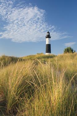Big Sable Point Lighthouse I by Alan Majchrowicz