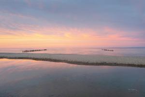 Lake Superior Beach IV by Alan Majchrowicz