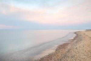 Lake Superior Shoreline I by Alan Majchrowicz