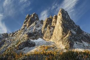 Liberty Bell Mountain II by Alan Majchrowicz