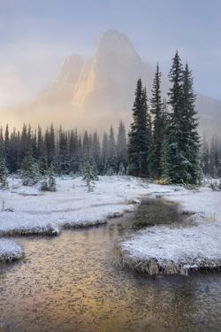 Liberty Bell Mountain III by Alan Majchrowicz