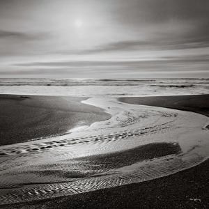 Sunset on the Coast I by Alan Majchrowicz