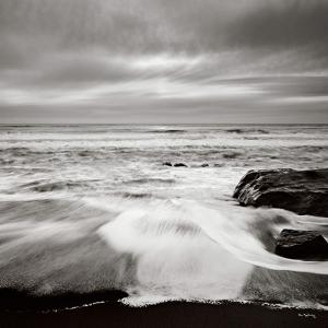 Sunset on the Coast II by Alan Majchrowicz