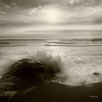 Tides and Waves Square I by Alan Majchrowicz