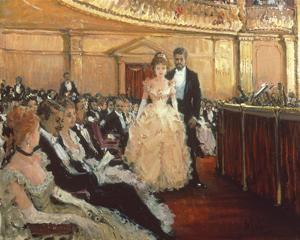 Front Row Centre by Alan Maley