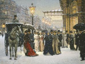 Opening Night by Alan Maley