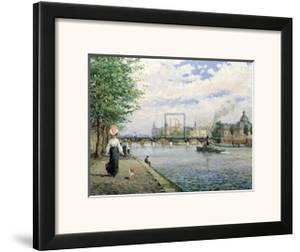 The Bridges of Paris by Alan Maley