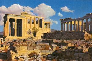 Acropolis by Alan Paul