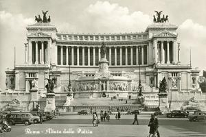 Altare Della Patria by Alan Paul