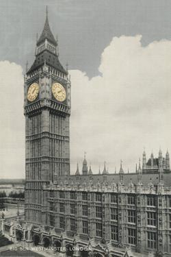 Big Ben by Alan Paul