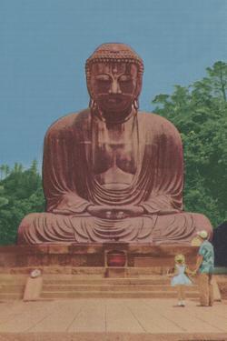 Buddha 1938 by Alan Paul