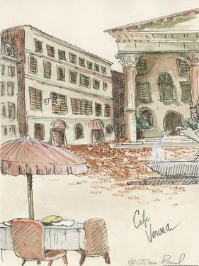 Cafe Verona by Alan Paul