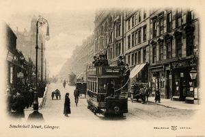Glasgow by Alan Paul