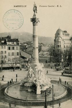 Marseille 1902 by Alan Paul
