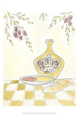 Olio della Cucina I by Alan Paul