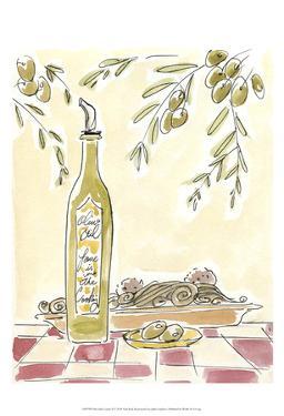 Olio della Cucina II by Alan Paul