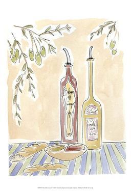 Olio della Cucina IV by Alan Paul