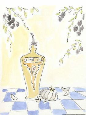 Olive Oil Garlic by Alan Paul