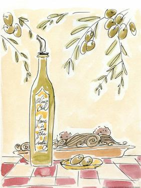 Olive Oil Love by Alan Paul