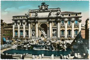 Trevi Fountain by Alan Paul