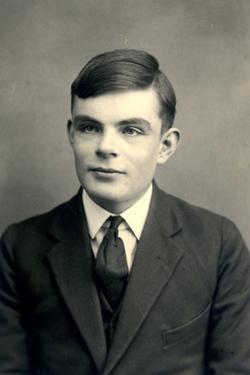 Alan Turing (1912-195)