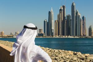 Dubai Marina. Uae by Alan64