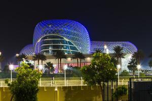 Ferrari World Park in Abu Dhabi by Alan64