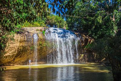 Prenn is One of the Waterfalls of Da Lat