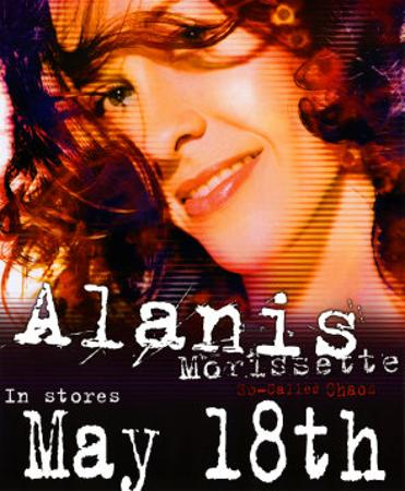 Alanis Morissette - So-Called Chaos Release