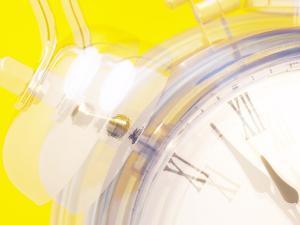 Alarm Clock Buzzing and Ringing
