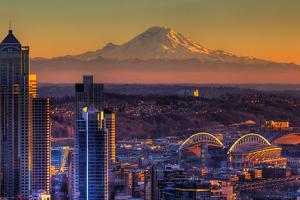 Seattle by Alaska Photography
