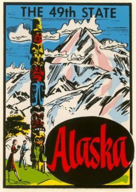Alaska, Totem Pole