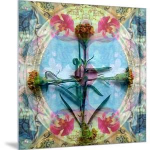 Carnation Cross by Alaya Gadeh