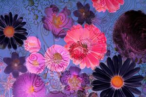 Colorful Floral Design by Alaya Gadeh