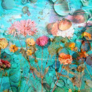 Composing of Flowers and Mussels by Alaya Gadeh