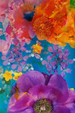 Composing with Coloured Blossoms by Alaya Gadeh