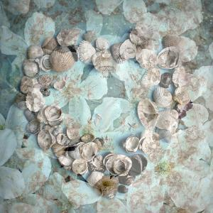 Composing with White Blossoms and Mussels by Alaya Gadeh