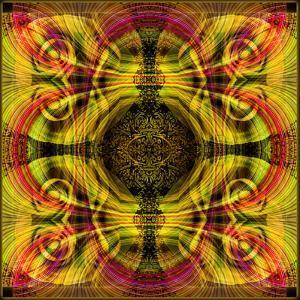 Mandala of Day and Night by Alaya Gadeh