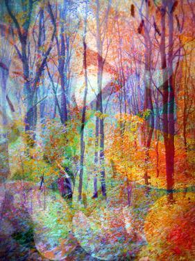 Montage of Trees and Flowers by Alaya Gadeh