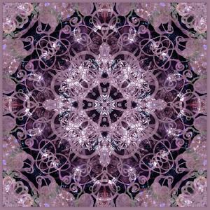 Symmetric Montage of Flowers by Alaya Gadeh